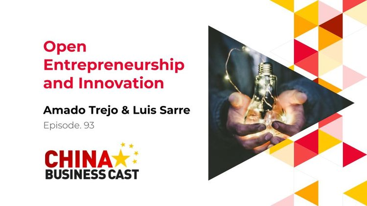 Ep. 93: Open Entrepreneurship and Innovation with Amado Trejo & Luis Sarre, Co-founders of Free Entr