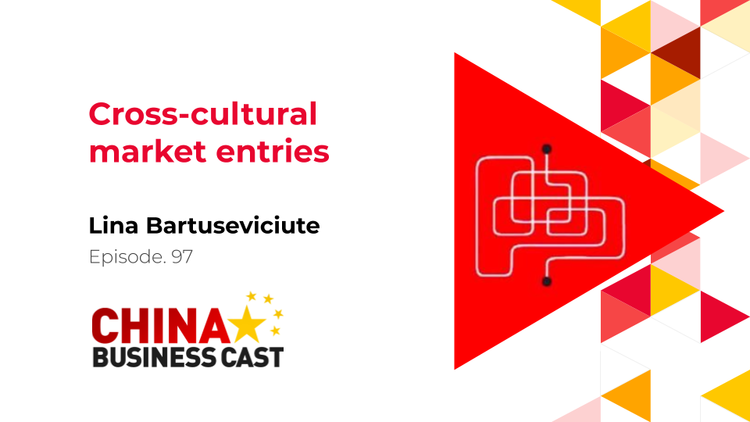 Ep. 97: Cross-cultural market entries with Lina Bartusevičiūtė