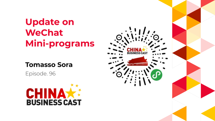 Ep. 96: Update on WeChat Mini-Programs with Tommaso Sora