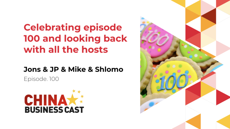 Ep. 100: Celebrating episode 100 and looking back with all the hosts
